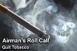Airman's Roll Call: Quit smoking