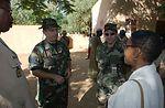 Ambassador visits reservisits