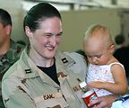 Medical warriors deploy to Iraq