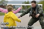 Air Force celebrates Month of the Military Child