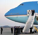 Obama visits Osan AB