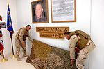 Air Force dining facility in Baghdad honors hero