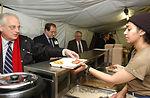 Congressional delegation visits deployed airmen