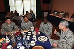 Chief of staff and spouse visit Aviano Air Base