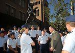 SECAF visits USC