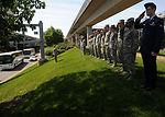 Honoring WWII veterans
