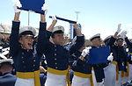 'Stay true' SECDEF tells Air Force Academy grads