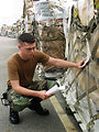 Airmen move crucial cargo for warfighters