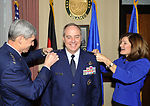 Gen. Welsh takes Command of USAFE
