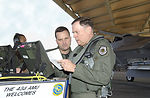 General Jumper flies F/A-22