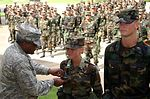 ROTC cadets complete 'Props and Wings Challenge'