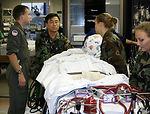 Medical team journeys across Pacific