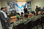 Afghan air force networking class