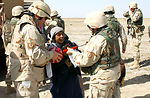 Airmen, Soldiers reach out to local Bedouins