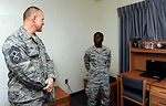 Chief Master Sgt. of the Air Force visits Nellis Air Force Base