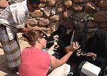 Veterinary project has big impact on small island