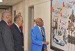 Tuskegee Airmen visit Pentagon