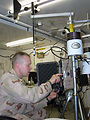 Biological team protects Balad Airmen from bioterrorism