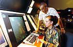 Two generations of air traffic controllers keep Nellis sky safe