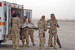 Airmen lead multinational effort for Iraqi bombing victims