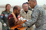Airmen lead multinational effort for Iraqi bombing victims