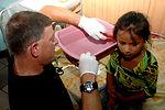 Air Force medics take medical mission to Bolivia