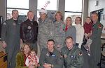 CSAF, Mrs. Schwartz visit Creech AFB