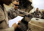 Logistics Airmen play crucial dual-role before Kirkuk transition