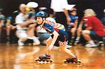 Eglin Airman has real need for speed skates