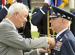 Service recognized
