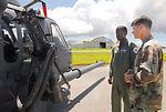 U.S. Forces Japan commander reviews troops
