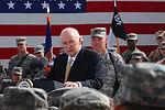 Vice president visits troops at Balad