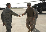 Joint Chiefs chairman visits servicemembers in Kirkuk