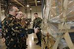 Hungarian AF leader visits Ramstein