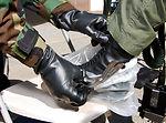 Aircrew Decontamination Training
