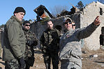 US, Slovenian TACP training