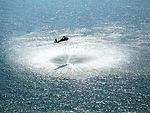 Air Force Reserve rescue crews save missing boater