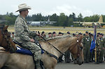 AMC commander shares passion for Rodeo