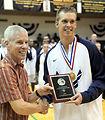 Airman named MVP, helps Team USA win gold