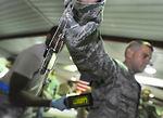 386th AEW customs team