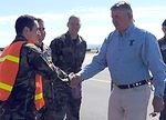 Gen. Fogleman visits Fairchild, praises AMC