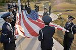 Veterans Day retreat ceremony