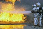 Flames away!