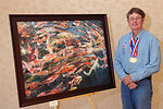 Arts festival gives wounded warriors therapeutic outlet
