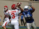Football: Utah downs Air Force 30-23