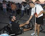 Disabilities don't stop marathoners
