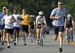 ACC runners seek 'niki' at Air Force marathon