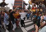 Yokota Airmen participate in Japanese festival