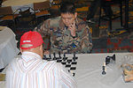 3 Airmen take spots on all-service chess team