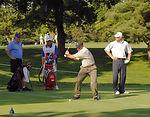 Andrews Airman participates in national golf tournament
